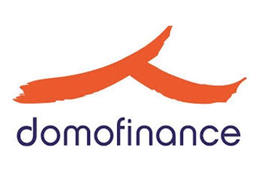 Logo Domofinance partenaire financier