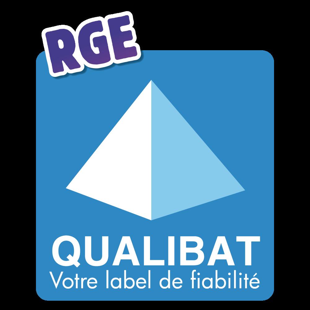 Logo RGE Qualibat Calia Energy