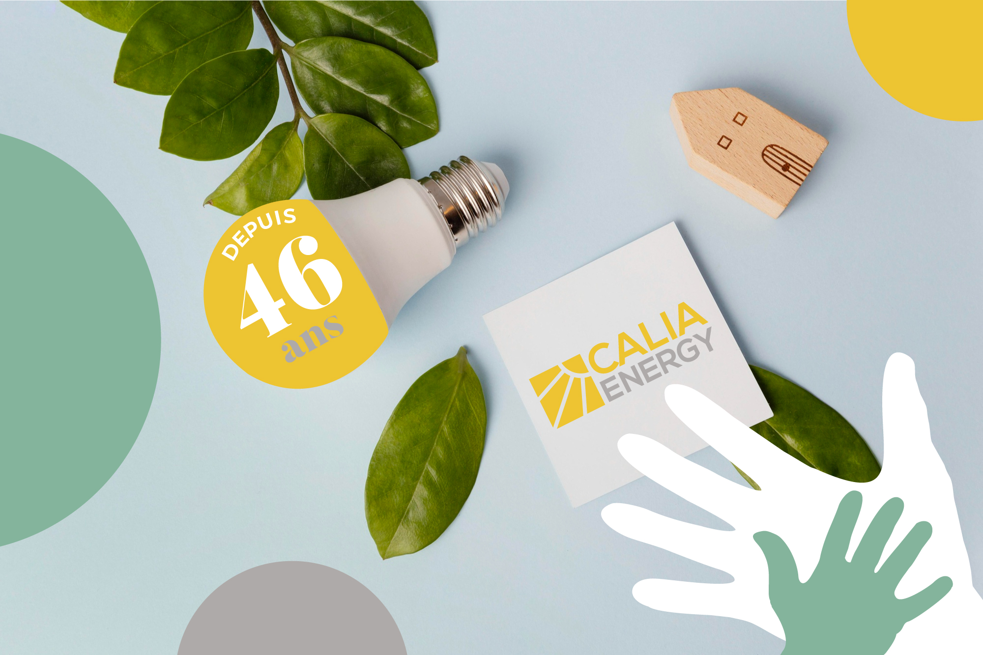 Calia Energy depuis 46 ans